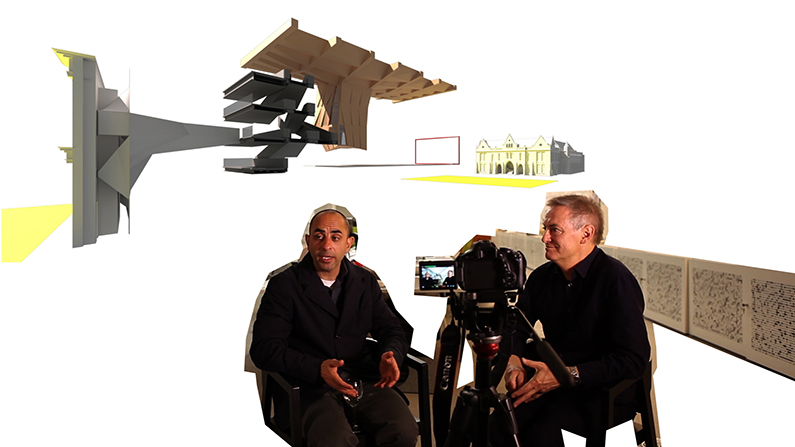 video: nader tehrani and john wardle (Architectural Review Asia Pacific)